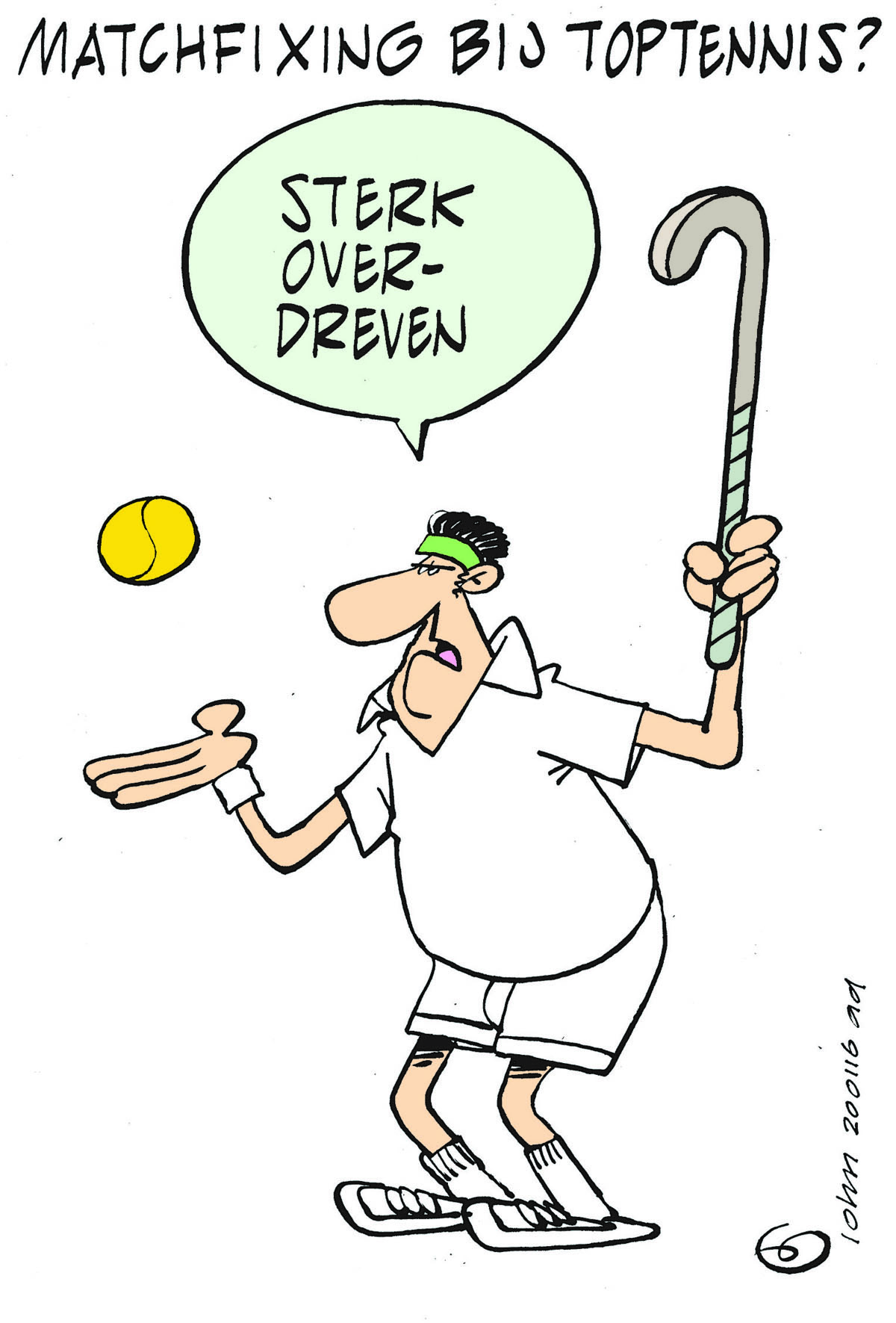 matchfixing tennis