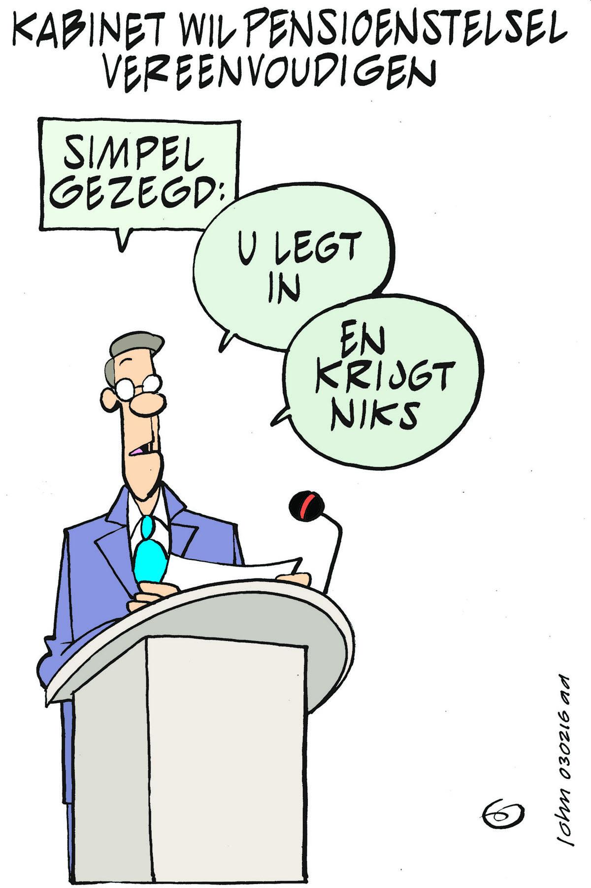 pensioenstelsel